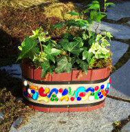 Fruit Loops Planter